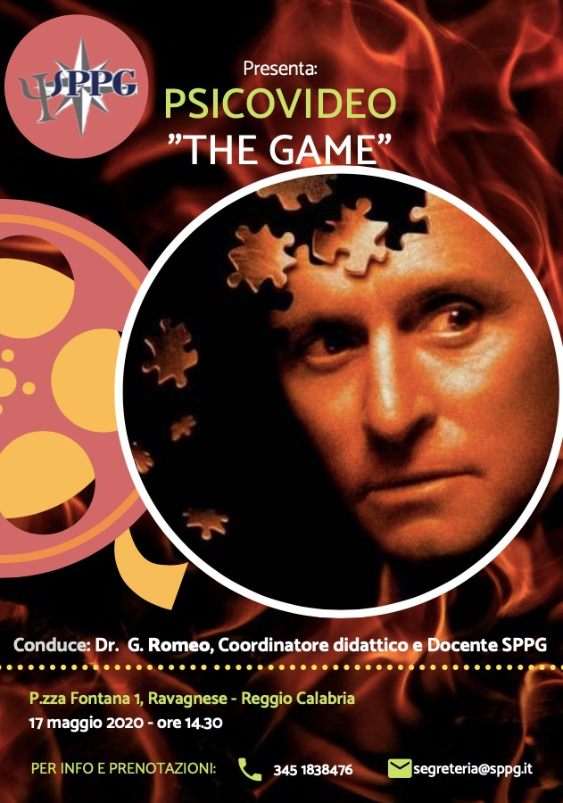 "Psicovideo ""The game"""